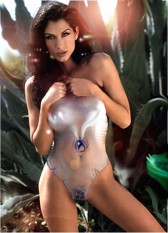 'Star Trek: The Ship of Fools' Lilith Cytock, Away Mission